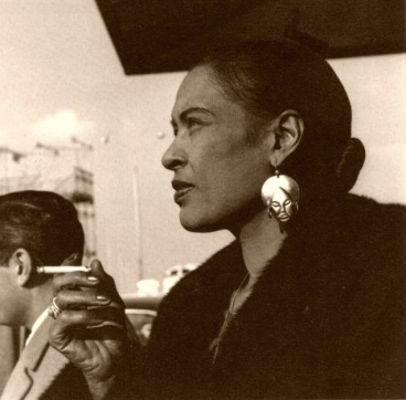 Billie Holiday (l950s)