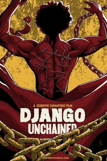 django-unchained-poster-by-daztibbles-yobp-350755160