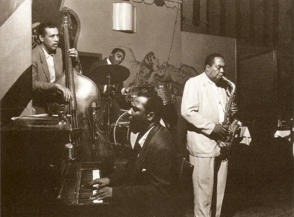 The Charlie Parker Quartet (1953)