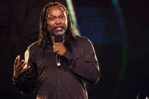 Reginald D. Hunter - no stranger to the 'n-word'