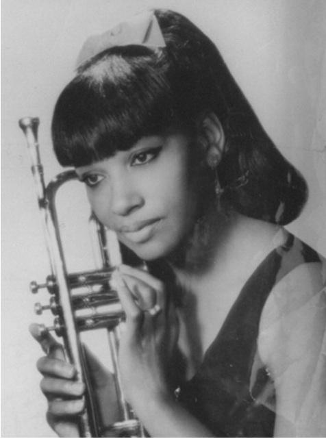 Clora Bryant --- Jazz Trumpetist and Singer [b. 1927]