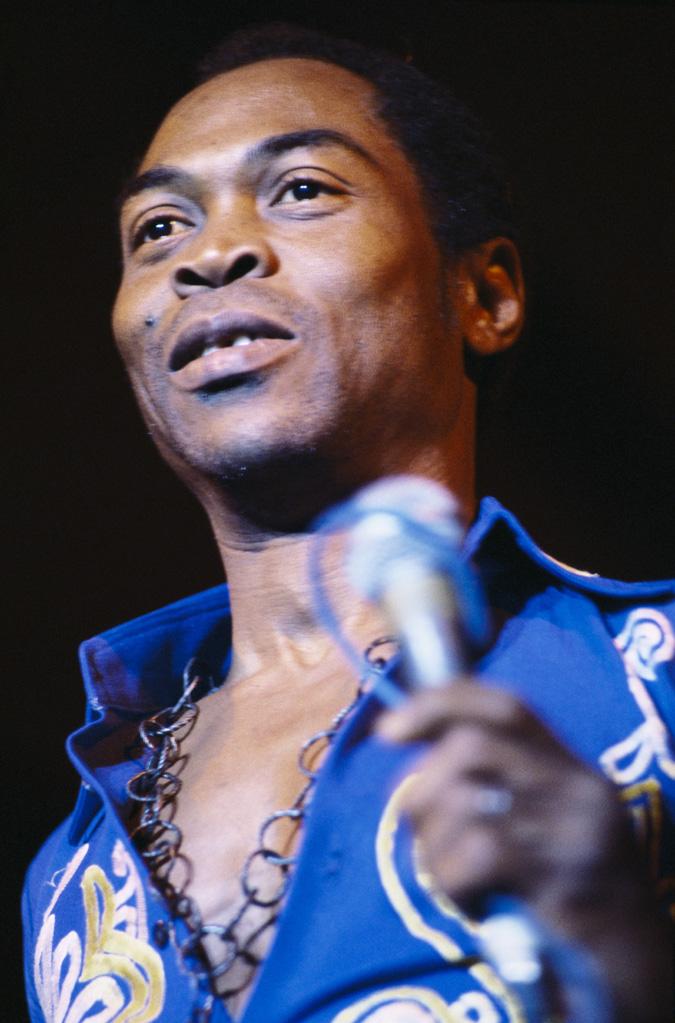 About Fela Kuti