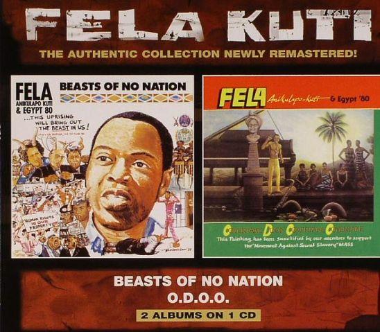 My name is Fela Anikulapo-Kuti  Black president or Chief Priest of