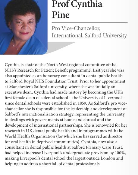Prof Cynthia Pine