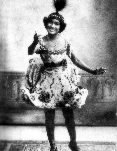 Another Forgotten Lady --- Ida Forsyne