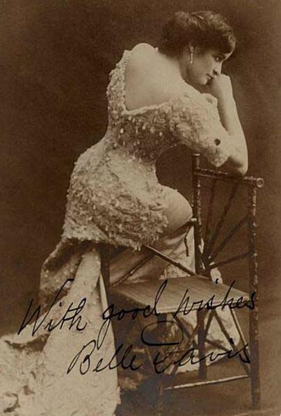 Belle Davis