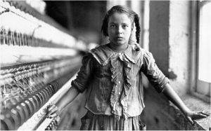 Child labour – then