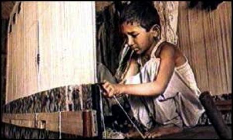 essay child labour kids