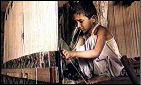 child labour now