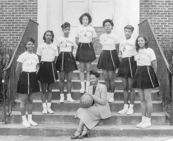 Highland High School Ramlette Basketball Team