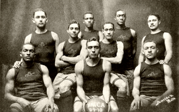 Known as the 'Father of Black Basketball' Edwin B Henderson
