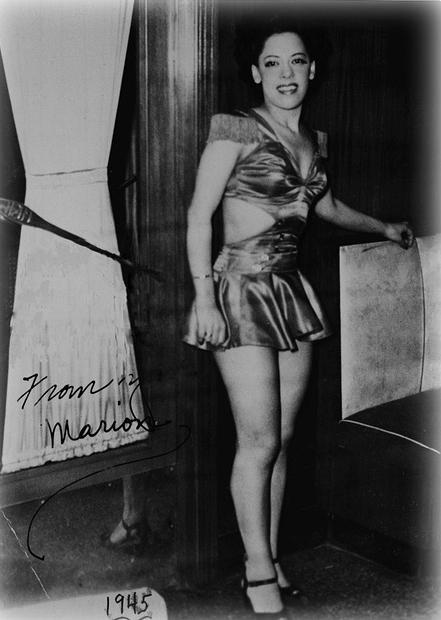 Marion Coles (1945)