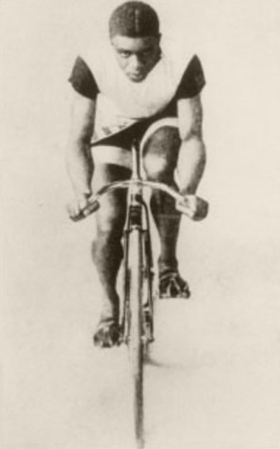 Marshall 'Major' Taylor, Champion Cyclist Beat Jim Crow