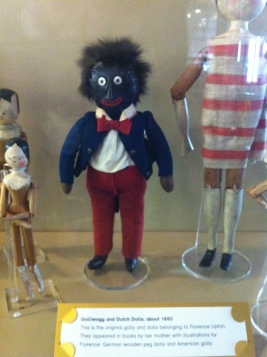 Museum of Childhood - other golliwog