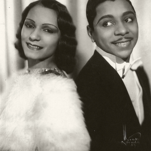 Norton and Margot (1933)
