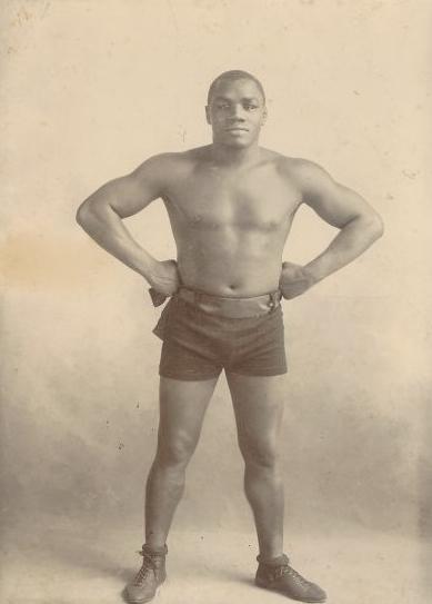 Sam Langford (1912)