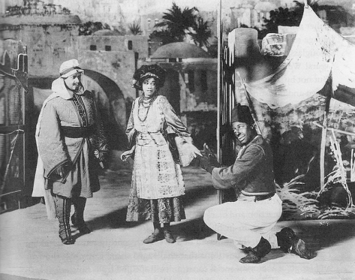 Scene from Abyssinia