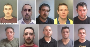 The 12 men who abused the same 13-year-old girl