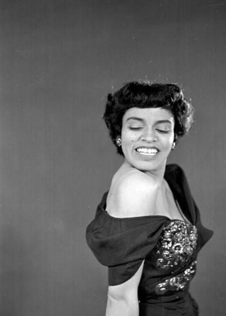 The first 'Carmen Jones' Muriel Smith
