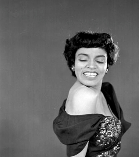 The first 'Carmen Jones' Muriel Smith