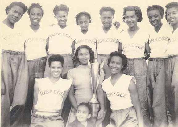 Tuskegee Tigerettes