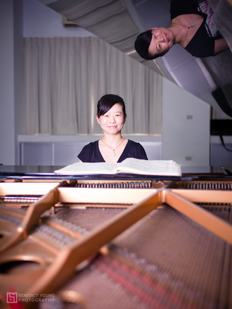 Classical Pianist, Kaohsiung City