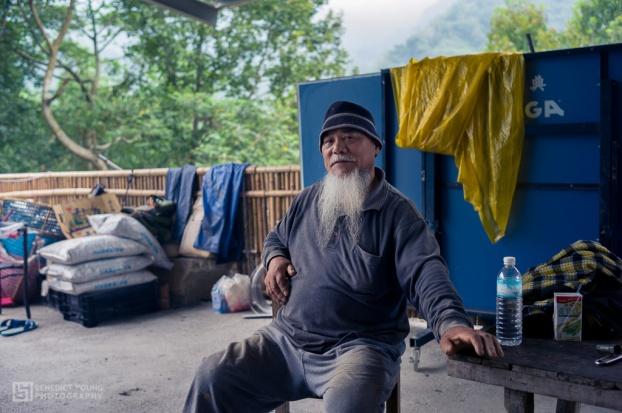 Tsou Dignitary, Nia'Ucna Village