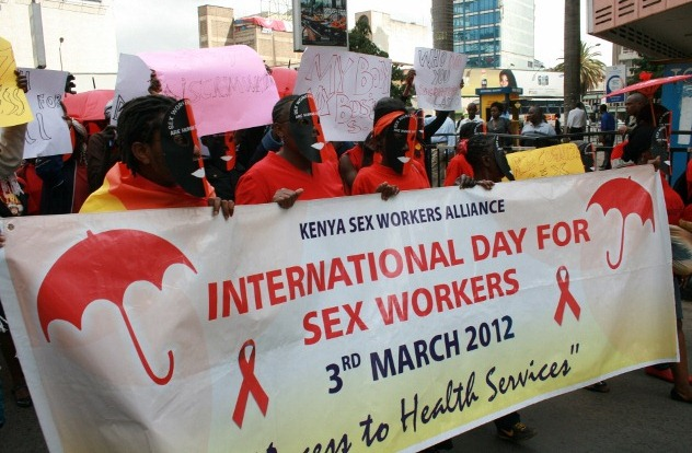 Kenya sex workers alliance