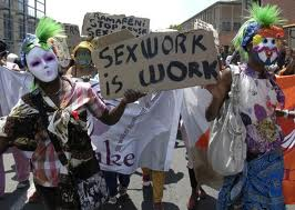Sex work is work protest
