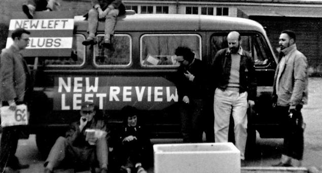 Stuart Hall and New Left comrades