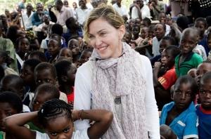 Celebrity humanitarianism sociology