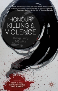 'honour'-based violence and so-called 'honour' killings