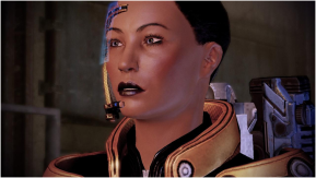 My personal Shepard from Mass Effect 2