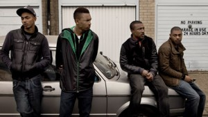 Some young black men are part of gangs as depicted in tv show top boy