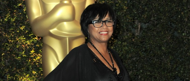 Cheryl Boone Isaacs first African American woman president of the Academy of Motion Picture Arts and Sciences