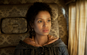 Gugu Mbatha-Raw as 'Belle'