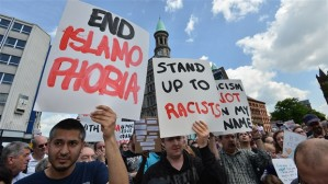 Belfast rally against racism