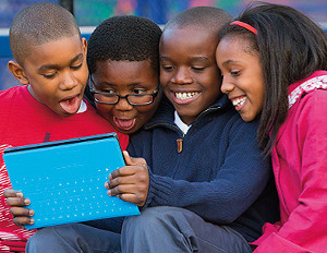 NFTE-microsoft-black-children