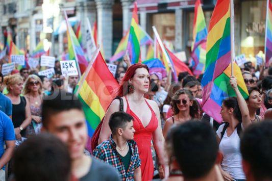 Istanbul celebrates Trans Pride