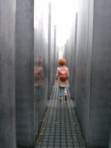 Berlin Holocaust memorial Photo credit: Charlotte Klinting