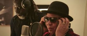 Salif Keita;one of the singers who features on the 'Africa Stop Ebola' song by a group of artists from the Continent