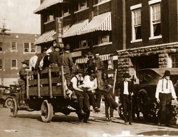 3rd June 1921: Martial law in Tulsa