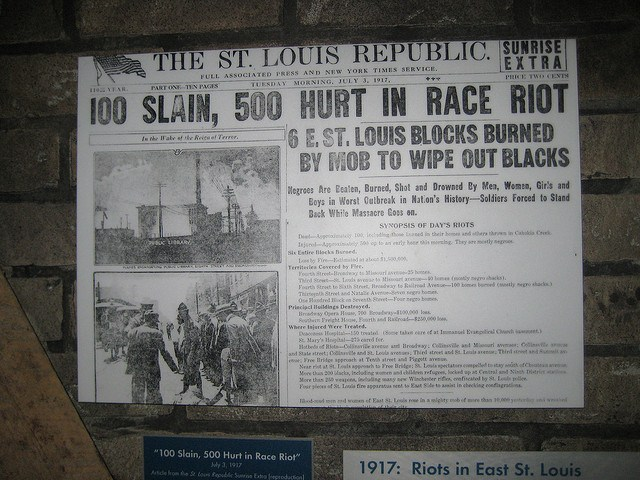 African American History in STL