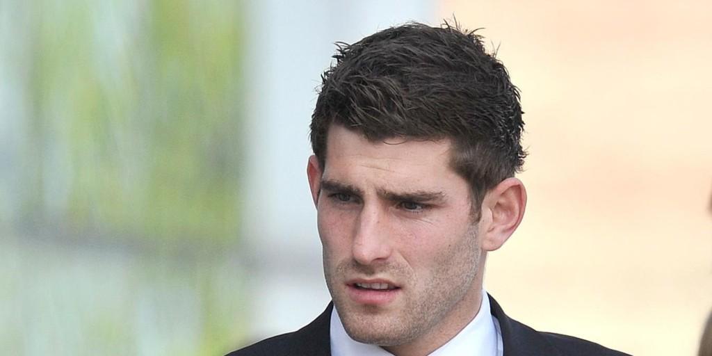 Footballers rape trial