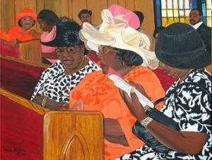 church-women