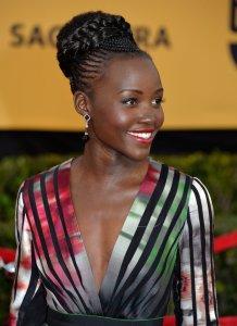 Lupita-Nyongo-Hair-Makeup-SAG-Awards-2015