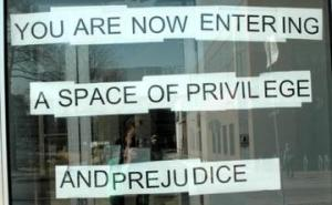 Privilege and prejudice