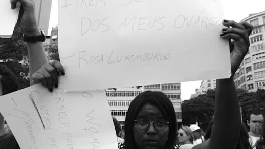 At Latin American-Caribbean day for Decriminalisation