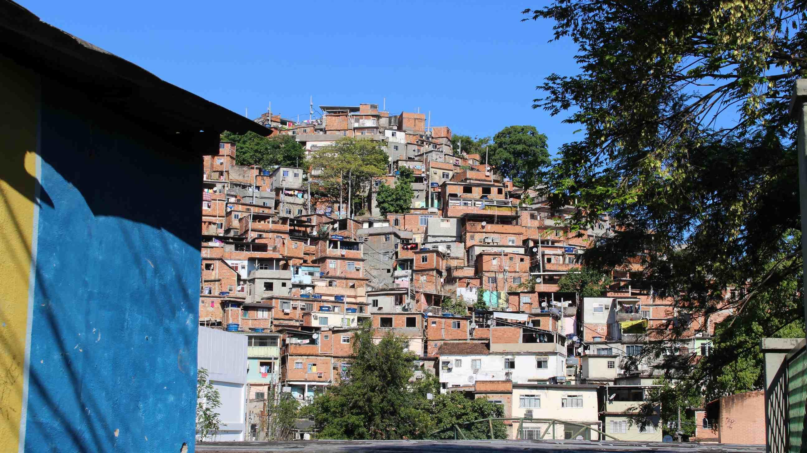 Resultado de imagen para favela de macacos