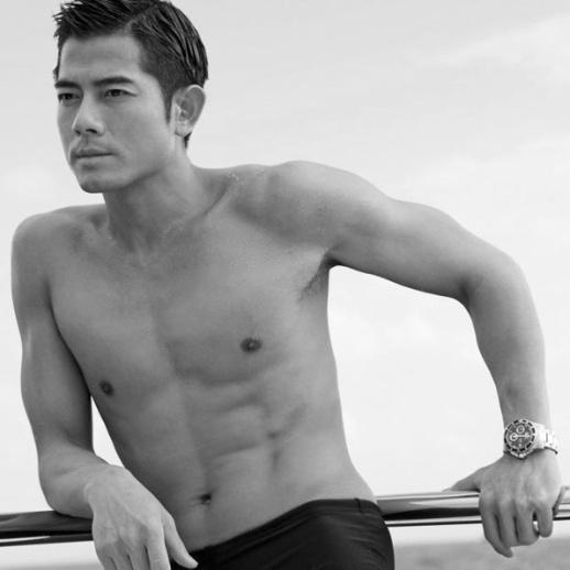 Aaron Kwok